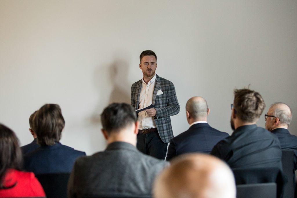 Robert Siudak, Advocacy and Strategic Projects Director, Kosciuszko Institute