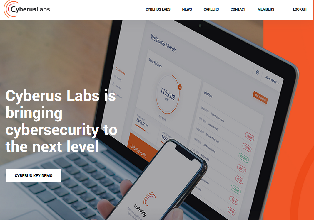 World Premiere of end-to-end IoT cybersecurity solution ELIoT Pro presented at IoT Solutions World Congress in Barcelona | Cyberus Labs