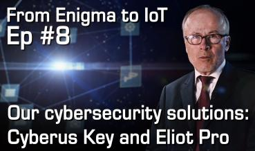Our cybersecurity solution – ELIoT Pro |From Enigma to IoT #8