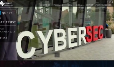ELIoT Pro's concept presented for the first time at the CYBERSEC CEE
