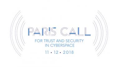 "Cyberus Labs invited to join French cybersecurity initiative ""Paris Call"""