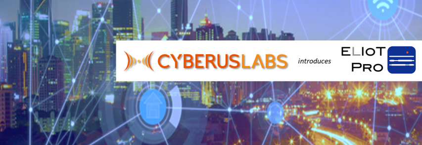 Cyberus Labs selected by European Commission to secure world of IoT.