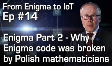 Enigma Part 2 – Why Enigma code was broken by Polish mathematicians | #Ep 14