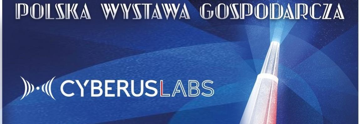 Cyberus Labs invited for a Polish Economic Exhibition 2018 – 2019