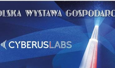 Cyberus Labs invited for a Polish Economic Exhibition 2018 – 2019