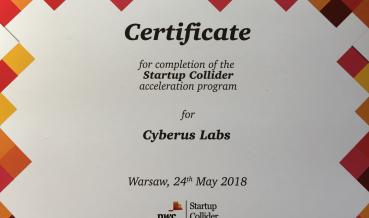 PwC CEE Startup Collider Demo Day