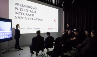 ELIoT Pro now securing Poland's first intelligent building – the Gliwice APA Black House
