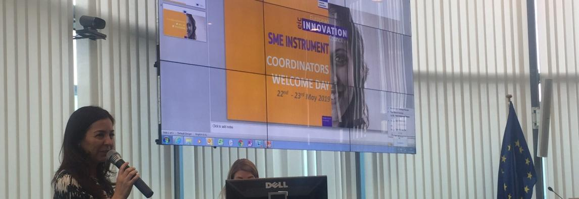 SME Instrument Phase2 Coordinators Welcome Day in Brussels