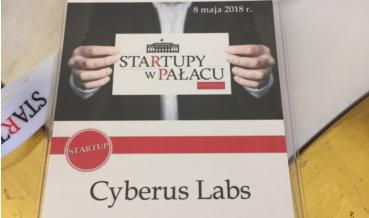 Cyberus Labs at the Presidential Palace